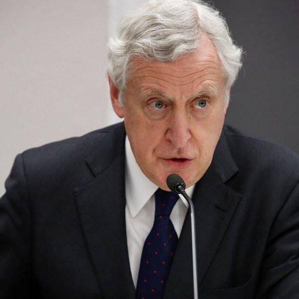 photo of Pierre Vimont