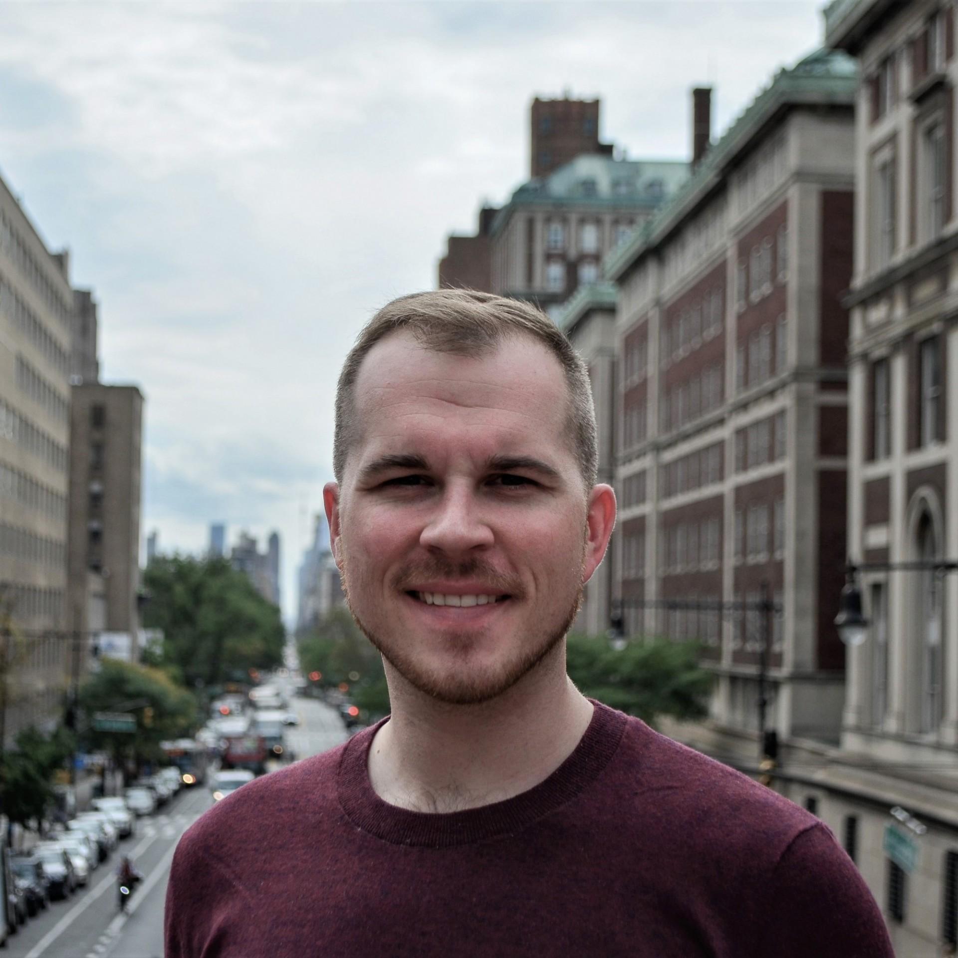 photo of Kristofer Seibt